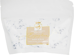 """Духи, Парфюмерия, косметика Натуральный сахарный скраб для тела """"Миндаль со сливками"""" - Enjoy & Joy Enjoy Eco Body Scrub Almonds With Cream"""