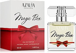 Духи, Парфюмерия, косметика Azalia Parfums Magic Box - Парфюмированная вода