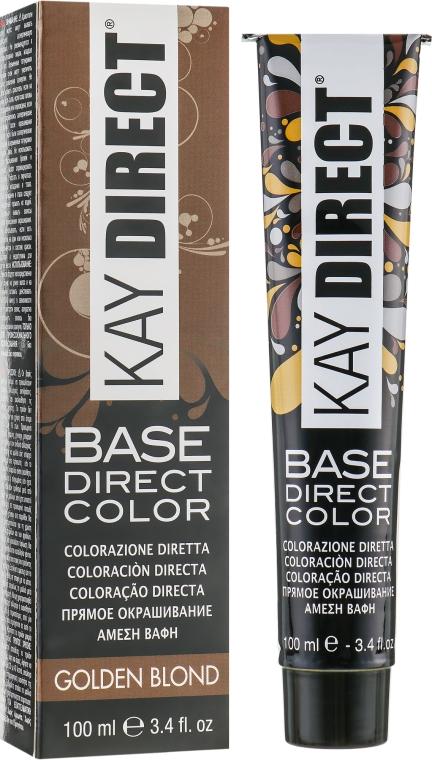 Полуперманентная краска прямого окрашивания - KayPro Kay Direct