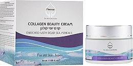 Духи, Парфюмерия, косметика Коллагеновый крем для лица - Finesse Collagen Beauty Cream