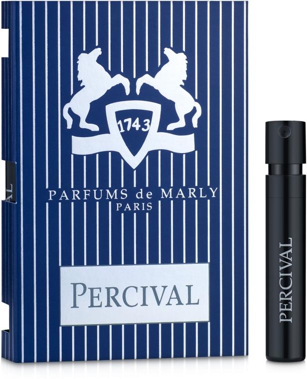 Parfums de Marly Percival - Парфюмированная вода (пробник)
