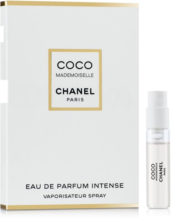 Chanel Coco Mademoiselle Eau De Parfum Intense - Парфюмированная вода (пробник)