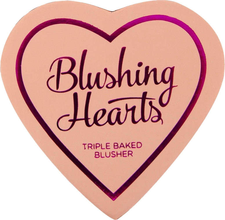 Румяна - I Heart Revolution Blushing Hearts Blusher