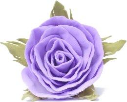 """Духи, Парфюмерия, косметика Резинка для волос """"Лиловая роза"""", маленькая - Katya Snezhkova"""