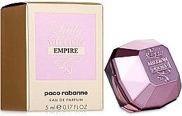 Парфумерія, косметика Paco Rabanne Lady Million Empire - Парфумована вода (міні)