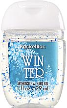 "Духи, Парфюмерия, косметика Антибактериальный гель для рук ""Winter"" - Bath and Body Works Anti-Bacterial Hand Gel"