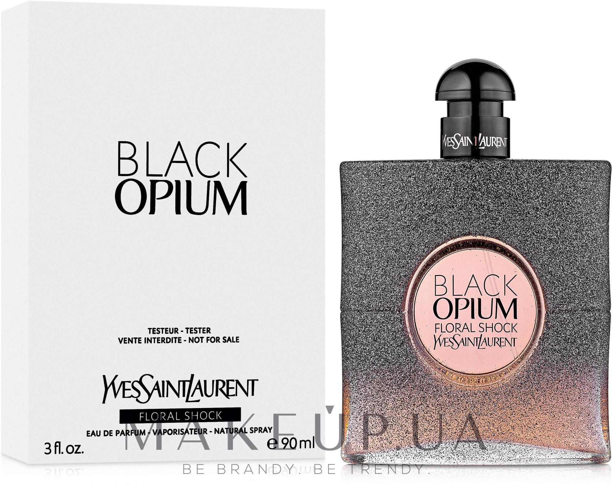Makeup Yves Saint Laurent Black Opium Floral Shock