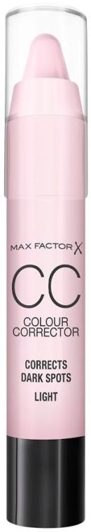 Корректор для лица - Max Factor CC Colour Corrector The Balancer Light