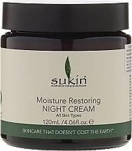 Духи, Парфюмерия, косметика Восстанавливающий ночной крем - Sukin Moisture Restoring Night Cream