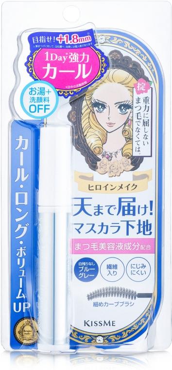 База для ресниц - Isehan Heroine Make Curl Keep Mascara Base