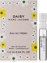 Духи, Парфюмерия, косметика Marc Jacobs Daisy Eau So Fresh - Туалетная вода (пробник)