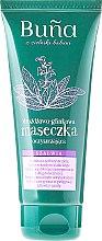 Духи, Парфюмерия, косметика Дрожжевая глиняная маска очищающая - Buna Salvia Face Mask