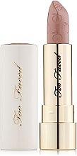Духи, Парфюмерия, косметика Помада для губ, матовая - Too Faced Peach Kiss Moisture Matte Long Wear Lipstick (тестер без коробки)