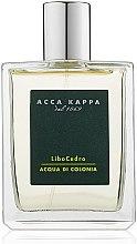 Духи, Парфюмерия, косметика Acca Kappa Cedro (Cedar) - Одеколон (тестер с крышечкой)