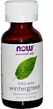 Духи, Парфюмерия, косметика Эфирное масло грушанки - Now Foods Essential Oils 100% Pure Wintergreen