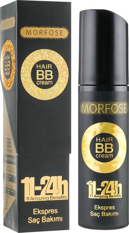 ББ крем для кончиков волос - Morfose Hair BB Crem