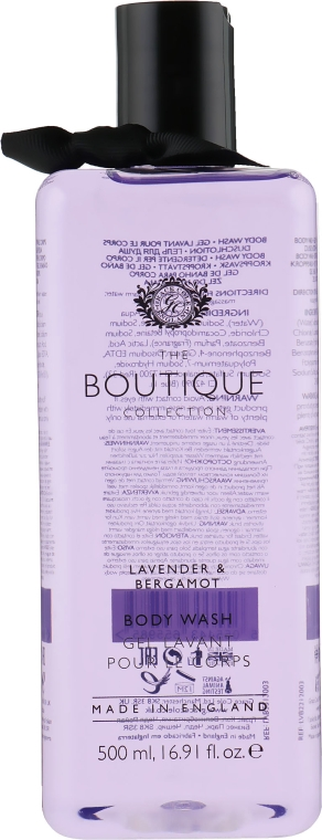 "Гель для душа ""Лаванда и Бергамот"" - Grace Cole Boutique Body Wash Lavender & Bergamot"