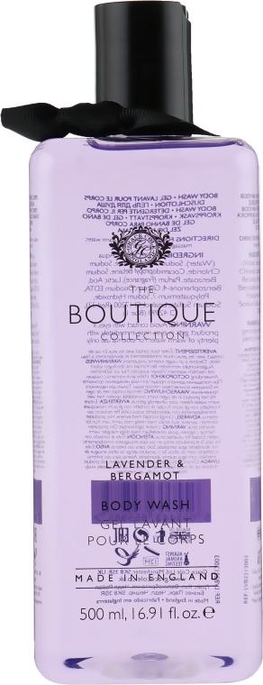 "Гель для душа ""Лаванда и Бергамот"" - Grace Cole Boutique Body Wash Lavender & Bergamot — фото N1"