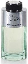 Духи, Парфюмерия, косметика Jaguar Performance - Туалетная вода (тестер с крышечкой)