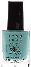 Духи, Парфюмерия, косметика Лак для ногтей - Avon True Colour Nailwear Pro+ Nail Enamel