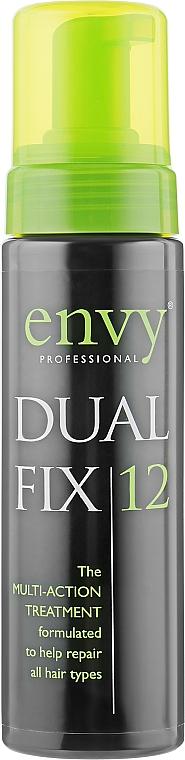 Профессиональное восстановление для волос любого типа - Envy Professional Dual Fix 12