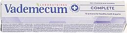 Духи, Парфюмерия, косметика Зубная паста витаминизированная - Vademecum ProVitamin Complex Complete Toothpaste