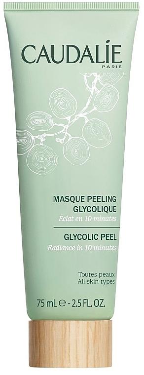 Гликолевая маска-пилинг - Caudalie Glycolic Peel