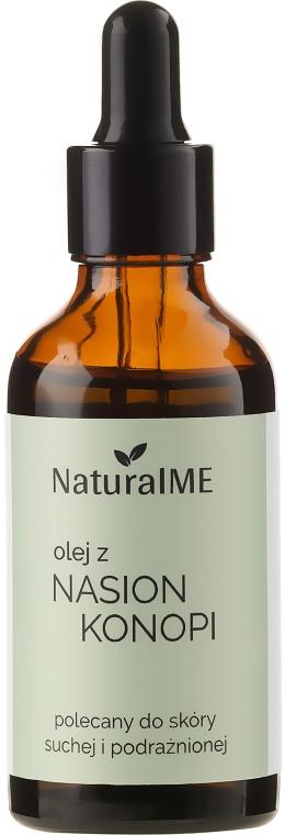 Масло семян конопли - NaturalME