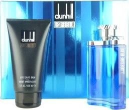 Духи, Парфюмерия, косметика Alfred Dunhill Desire Blue - Набор (edt/100ml + a/sh/150ml)