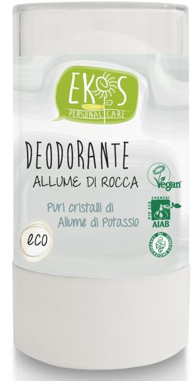 """Дезодорант """"Квасцовый камень"""" - Ekos Personal Care Potassium Alum Deodorant"""