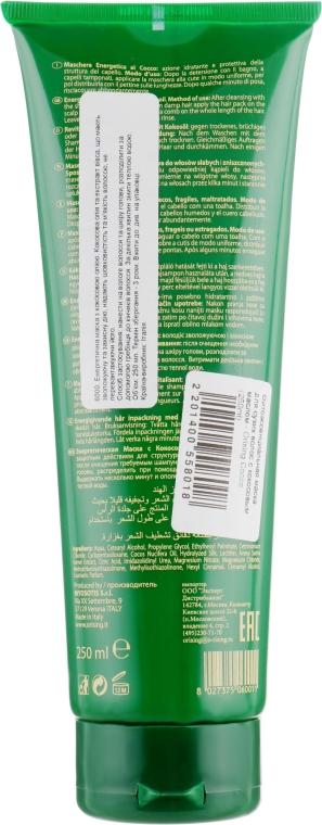 Фитоэссенциальная маска для сухих волос с кокосовым маслом - Orising Cocco — фото N6