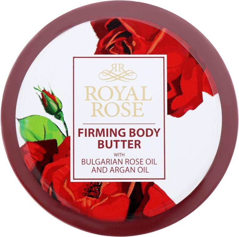 Подтягивающее масло для тела - BioFresh Royal Rose Firming Body Butter