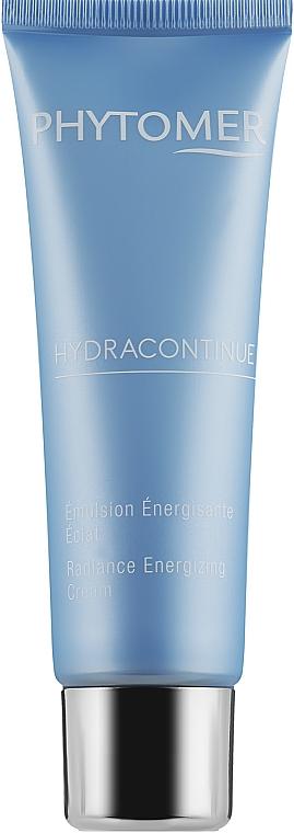Увлажняющий крем, придающий сияние - Phytomer HydraContinue Radiance Energizing Cream
