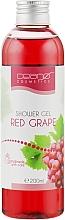 """Духи, Парфюмерия, косметика Гель для душа """"Красный виноград"""" - Ceano Cosmetics Shower Gel Red Grape"""