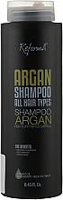Духи, Парфюмерия, косметика Аргановый шампунь для всех типов волос - ReformA Argan Shampoo For All Hair Types