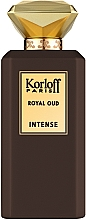 Духи, Парфюмерия, косметика Korloff Paris Royal Oud Intense - Духи