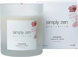 Духи, Парфюмерия, косметика Ароматическая свеча - Z. One Concept Simply Zen Sensorials Energizing Fragrance Candle