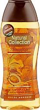 Духи, Парфюмерия, косметика Шампунь для волос с миндальным маслом - Pirana Natural Collection Shampoo