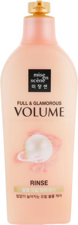 Кондиционер для придания объема - Mise En Scene Full & Glamorous Volume Rinse