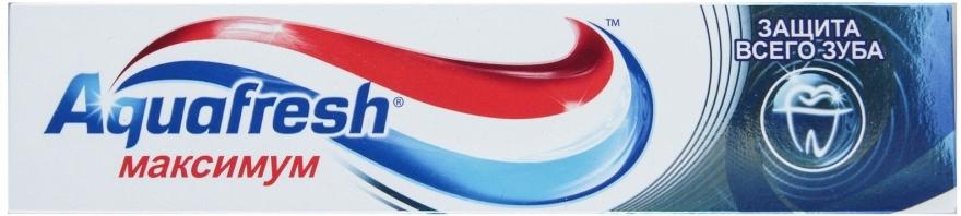 "Зубная паста ""Комплексная защита"" - Aquafresh Whitening Total Care"