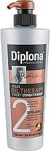 Духи, Парфюмерия, косметика Кондиционер для сухих и ломких волос с аргановым масло - Diplona Professional Conditioner Oil Therapy