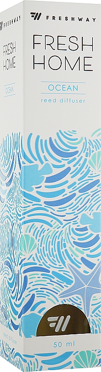 """Аромадиффузор """"Океанская свежесть"""" - Fresh Way Fresh Home Ocean"""