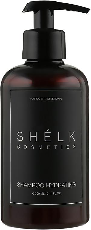Увлажняющий шампунь для сухой и чувствительной кожи головы - Shelk Cosmetics Shampoo Hydrating