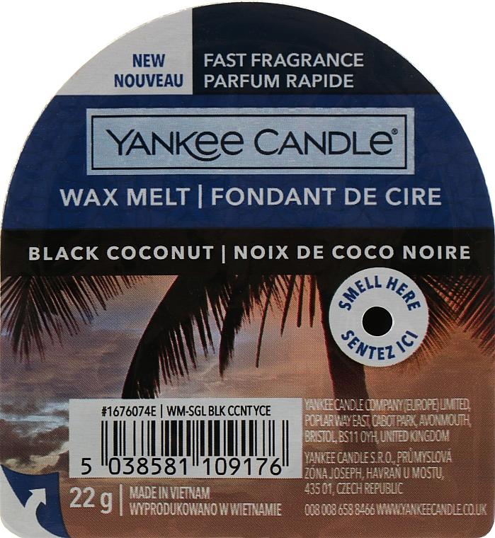Ароматический воск - Yankee Candle Black Coconut Wax Melt