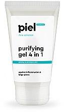Духи, Парфюмерия, косметика Гель для умывания - Piel cosmetics Pure Salvation Purifying Gel Ceanser
