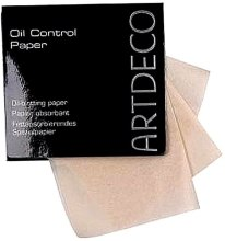 Салфетки абсорбирующие - Artdeco Oil Control Paper (тестер) — фото N3