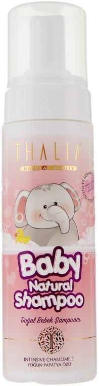 Детский шампунь-пенка для девочек - Thalia Baby Natural Shampoo