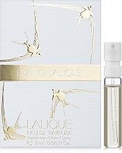 Lalique Living Lalique - Парфюмированная вода (пробник) — фото N1