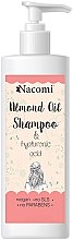 Духи, Парфюмерия, косметика Шампунь для волос - Nacomi Almond Oil Shampoo