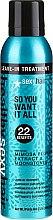 "Духи, Парфюмерия, косметика Спрей-уход для волос ""22 в 1"" - SexyHair HealthySexyHair Soya Want It All 22 In 1 Leave-In Treatment"